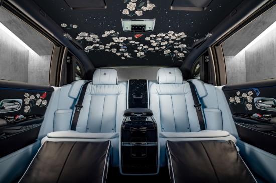 Rolls-Royce разкри любопитни подробности за нов свой уникален проект на тема