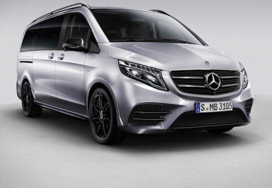 Mercedes-Benz обяви, че компанията вече приема заявки за закупуването на новата специална