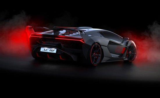 Специализираното състезателно подразделение на Lamborghini- Lamborghini Squadra Corse, анонсира, че е разработила