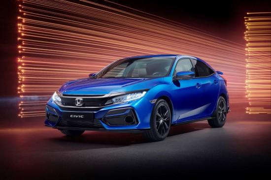 Honda Civic вече е един от най-динамичните компактни модели на пазара.