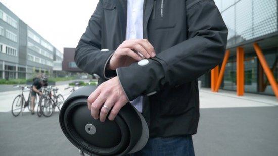Група служители на Ford, обединени от страстта си към велосипедите, демонстрираха уникална