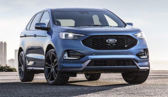 Ford анонсира, че първото спортно ST предложение в моделната SUV гама