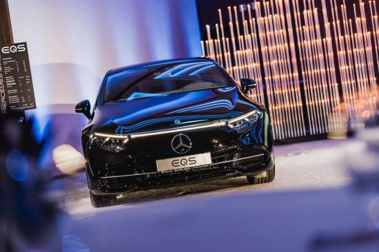 Още три електрически модела от Mercedes-EQ пристигат у нас през 2022