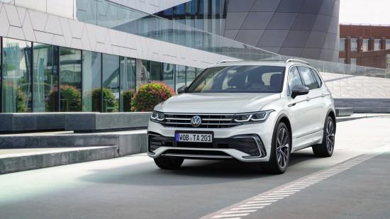 Volkswagen разкри подробностите за сериозно обновената и подобрена модификация Allspace на хитовия