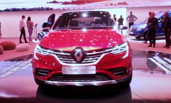 """Снимка: Кросовърът Renault Arkana – """"made in Russia"""""""