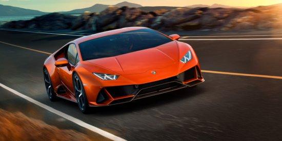Днес Lamborghini разпространи първите снимки и подробности за следващата стъпка в еволюцията