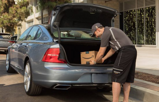 Американското подразделение на Volvo Cars обяви, че компанията ще си партнира