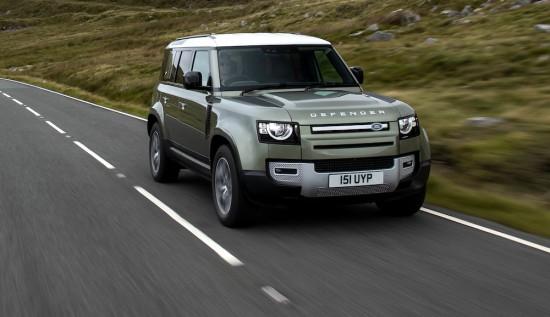 Jaguar Land Rover обяви, че компанията е поставила началото на изцяло