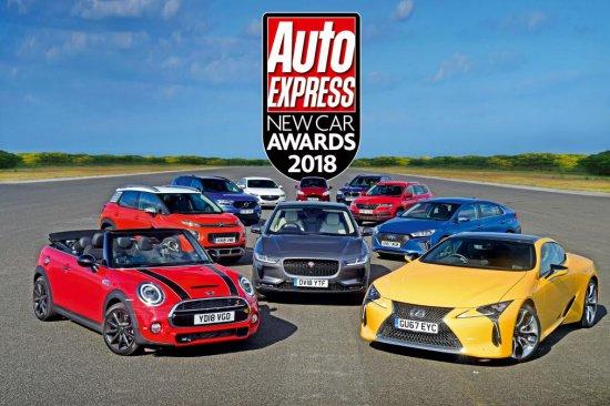 Престижното английско издание Auto Express анонсира победителите в ежегодната си класация Автомобил