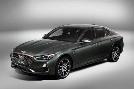 Луксозната марка на Hyundai Motor Group- Genesis, разпространи първите официални снимки