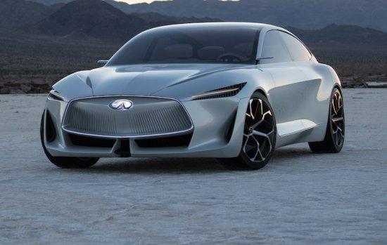 INFINITI Motor Company обяви, че от 2021 година, всички нови модели