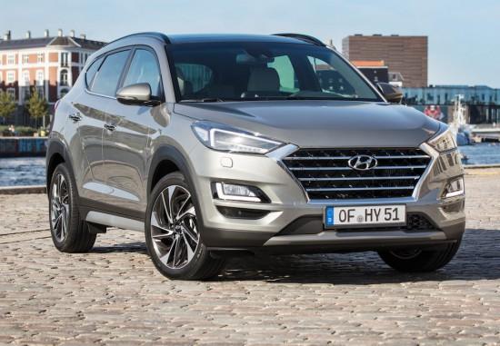 Европейското подразделение на Hyundai обяви, че моделът Tucson е бил избран