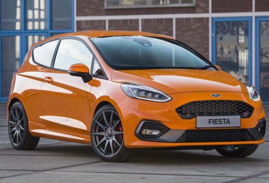 Снимка: Нова лимитирана серия Ford Fiesta ST, но само за Великобритания