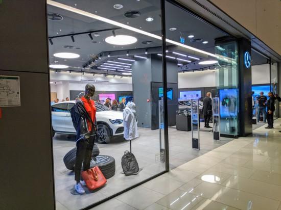 Официалният вносител на Mercedes-Benz в България- Силвър Стар, отвори вратите на нова