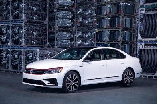 Американското подразделение на Volkswagen разпространи първите подробности за новата специална лимитирана версия