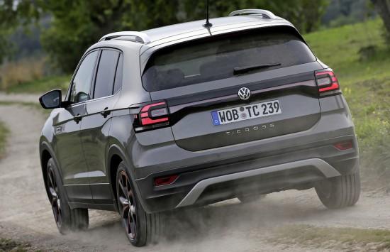 Снимка: Volkswagen T-Cross във версия със 150 конски сили