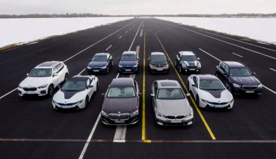 BMW разпространи първите официални подробности за новия вариант на специалната зареждаема хибридна