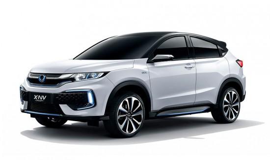 Снимка: Автосалон Шанхай 2019: Honda с поглед към електрическото си бъдеще в Китай