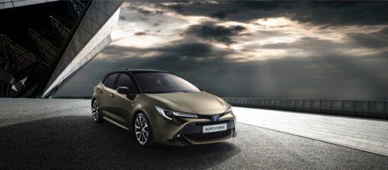 Новата Toyota Auris отбелязва световната си премиера на международното изложение в Женева,