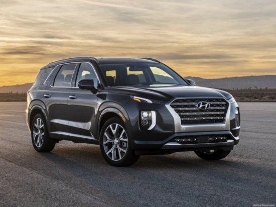 Hyundai Palisade отпразнува световната си премиера на автосалона в Ел Ей