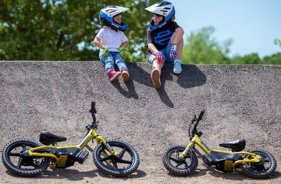 Harley-Davidson анонсира новата специална серия електрифицирани детски велосипеди без педали- Limited Edition