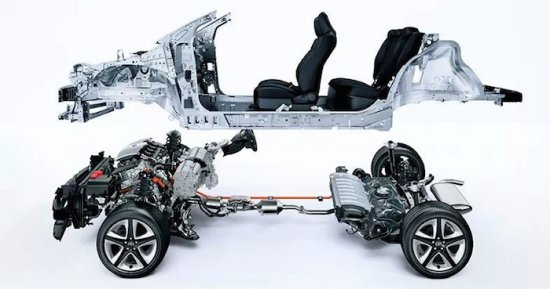Днес Geely Auto обяви, че след създаването на модулната CMA (Compact