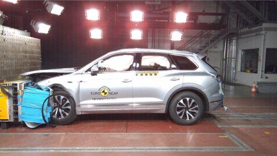 Независимата асоциация Euro NCAP публикува резултатите от проведени с четири нови за