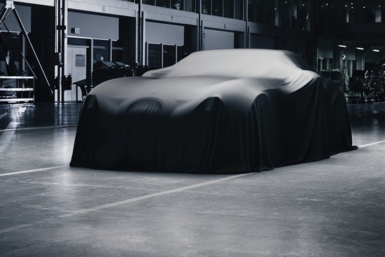 Производителят на бутикови луксозни спортни автомобили WIESMANN разпространи първите подробности за изцяло