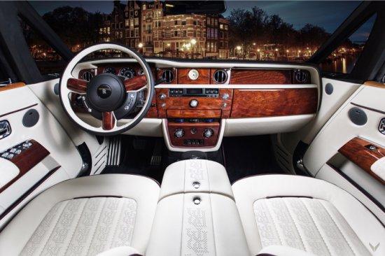 """Източник: www.vilner.eu Главният дизайнер на Rolls-Royce Иън Камерън казва """"Бяхме решени"""