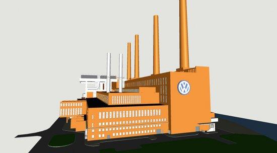 Volkswagen Group обяви, че две от основните електрически централи на компанията