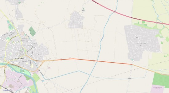 До 30-ти декември се ограничава движението в посока Пазарджик по път