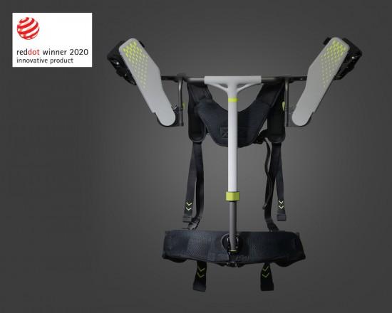 Hyundai обяни, че специално разработеният от компанията екзоскелет Vest Exoskeleton (VEX), създаден