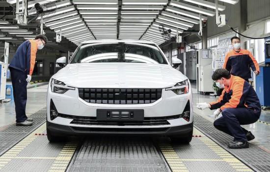 Днес Polestar обяви, че в производствения комплекс на Zhejiang Geely Holding,