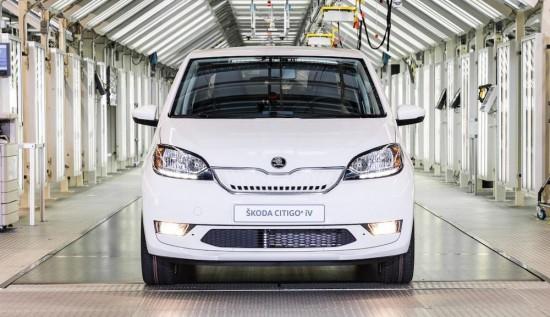 SKODA обяви, че днес в завода на Volkswagen Group в Словакия