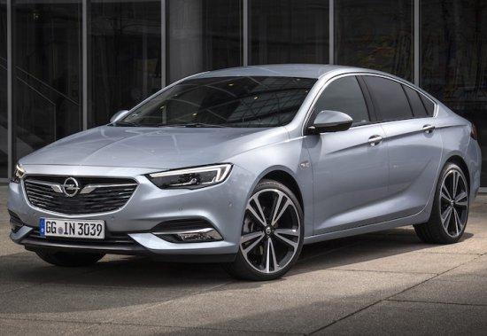 """Източник: www.opel.bg Новият Opel Insignia бе избран за """"Лек автомобил на"""