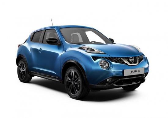 Днес Nissan разпространи информация за обновената версия на компактния си кросовър Juke,