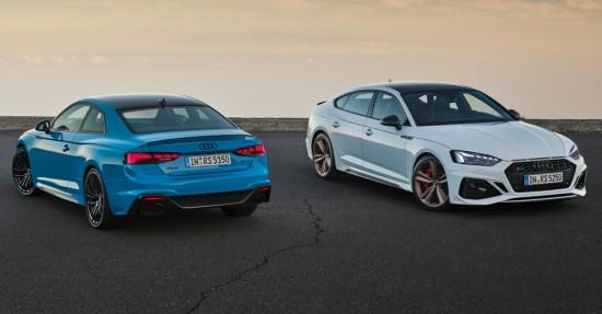 Снимка: Audi RS 5 с допълнителна доработка