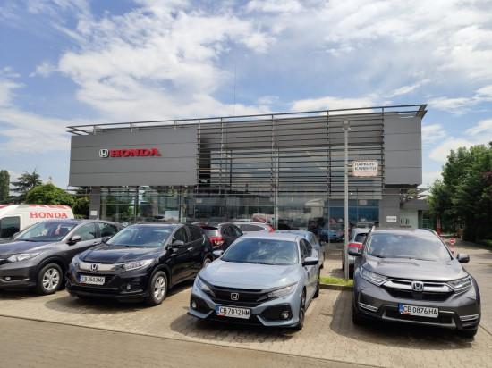 Бултрако Моторс , оторизиран дилър на Honda за България, няма да