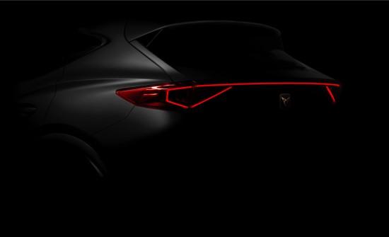 •CUPRA Formentor, първият модел, разработен специално за CUPRA, ще бъде представен като
