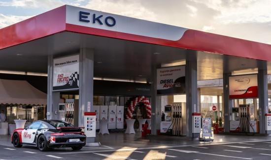 С новата бензиностанция броят на обектите на веригата ЕКО в България достигна