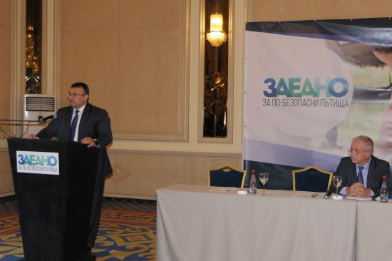 МВР ще продължи активното си партньорство с всички организации, посветили се на
