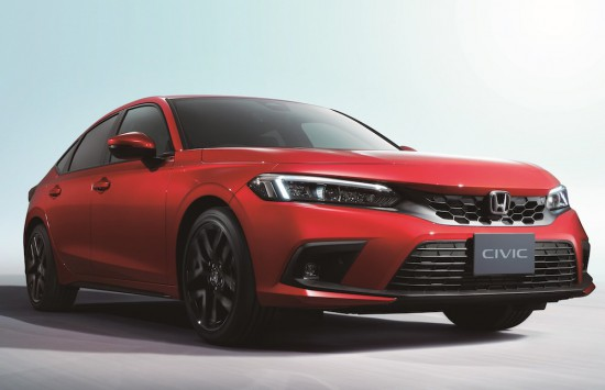 Honda разпространи първите официални снимки и информация за изцяло новото поколение на