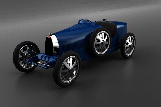 Продължавайки честването на своята 110-годишнина, Bugatti анонсира любопитна нова лимитирана серия автомобили, оборудвани