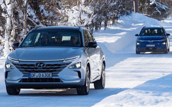 Hyundai разкри нови подробности относно тестовата програма в екстремни зимни условия, през