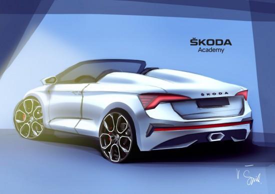SKODA анонсира първите подробности за новия проект на своите стажанти, които през