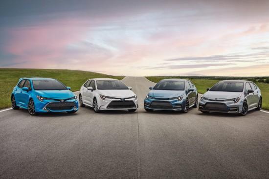 Toyota обяви, че през юли, марката е отчела продажбата на представител