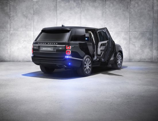 Подразделението Land Rover Special Vehicle Operations на Land Rover анонсира подробности