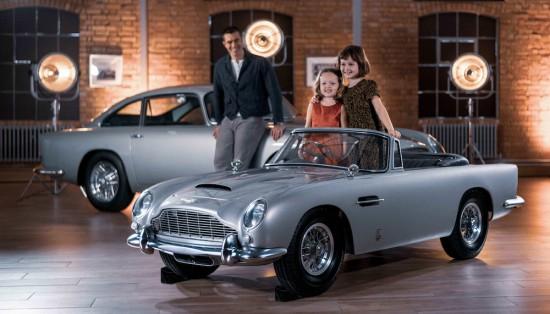 Aston Martin обяви, че в резултат на сътрудничеството си с The
