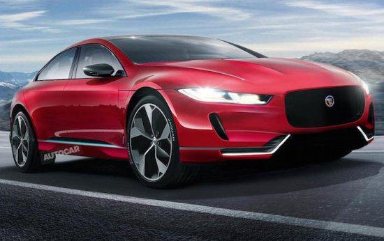 Следващото поколение на Jaguar XJ ще бъде разработено на изцяло нова високотехнологична