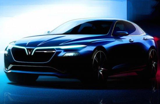 Една от най-новите автомобилни марки- виетнамската VinFast, обяви, че по време